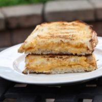 Real Grilled Cheese