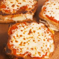 Chicken Parm Grilled Cheese